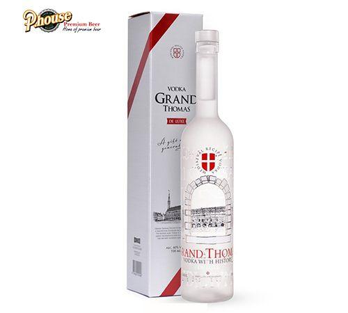 rượu Vodka Grand Thomas Deluxe 700ml