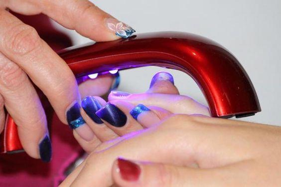 Poradnik: Jak zrobić paznokcie żelowe? #paznokcie#uv #lampauv #manicure #paznokcieżelowe