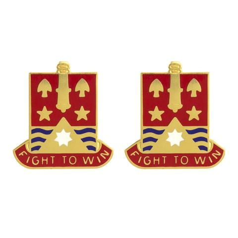 103rd Field Artillery Brigade Unit Crest Fight To Win Artillery Australian Flags Brigade