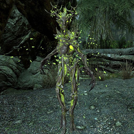 SPRIGGAN     Spriggans are beings which are made entirely of wood and magical…