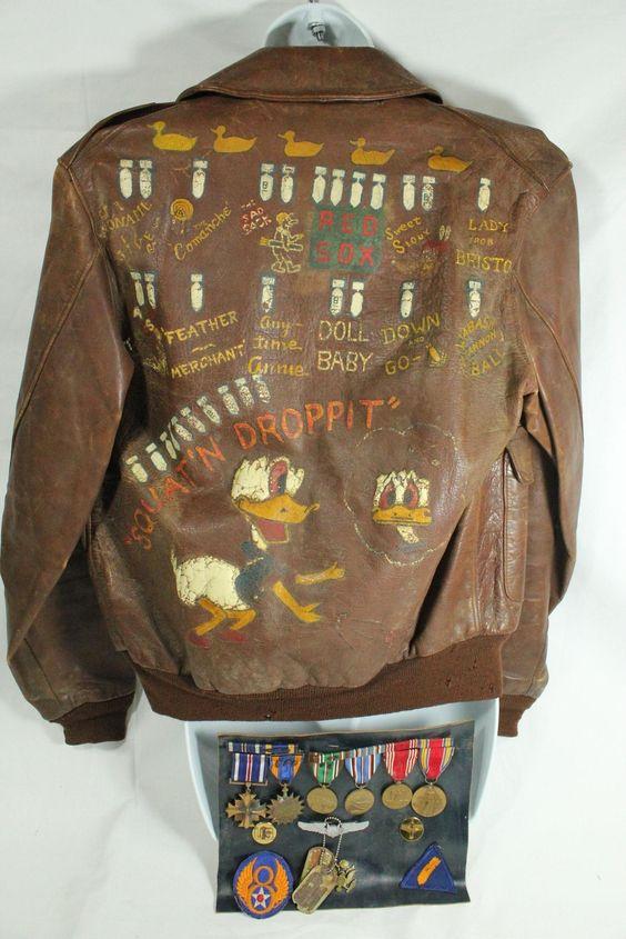 Authentic Bomber Jacket