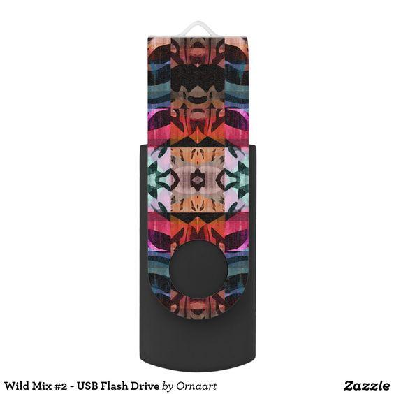Wild Mix #2 - USB Flash Drive