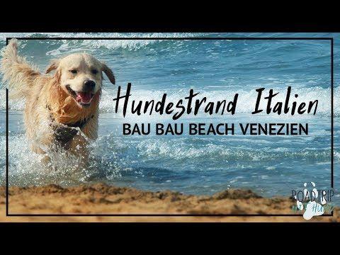 Hundestrand In Italien Bau Bau Beach Wir Waren Da Fanden Es