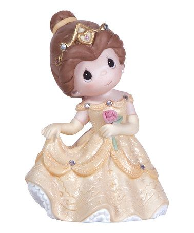 Look at this #zulilyfind! Let Your Beauty Shine Belle Figurine #zulilyfinds