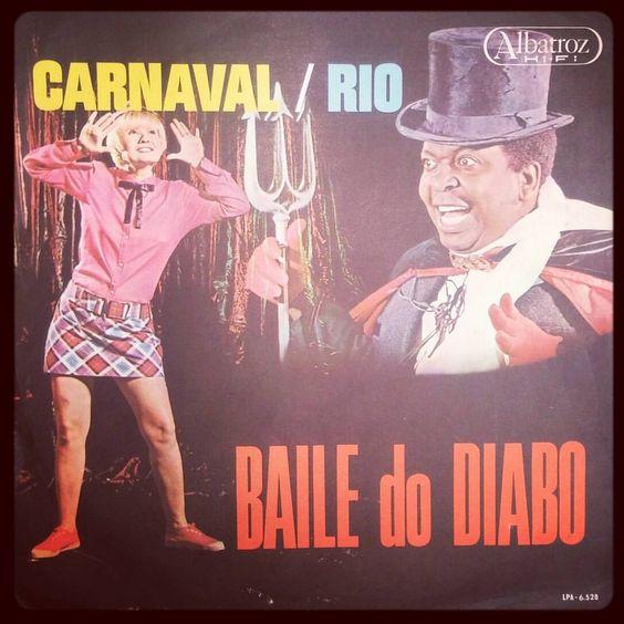 Rio/Carnaval - Baile Do Diabo (1967)  @Lovinyl Records - Marrecas 48/301 - RJ - Brasil