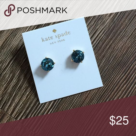 Kate Spade earrings no trades. Reasonable offers only considered through the make an offer option kate spade Jewelry Earrings
