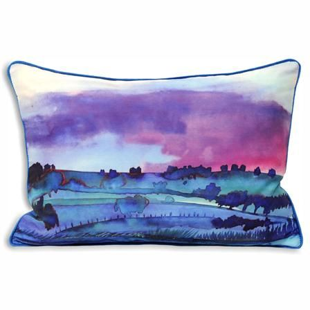 Dales 35X50cm Feather Cushion, Bluebell, $29 !!