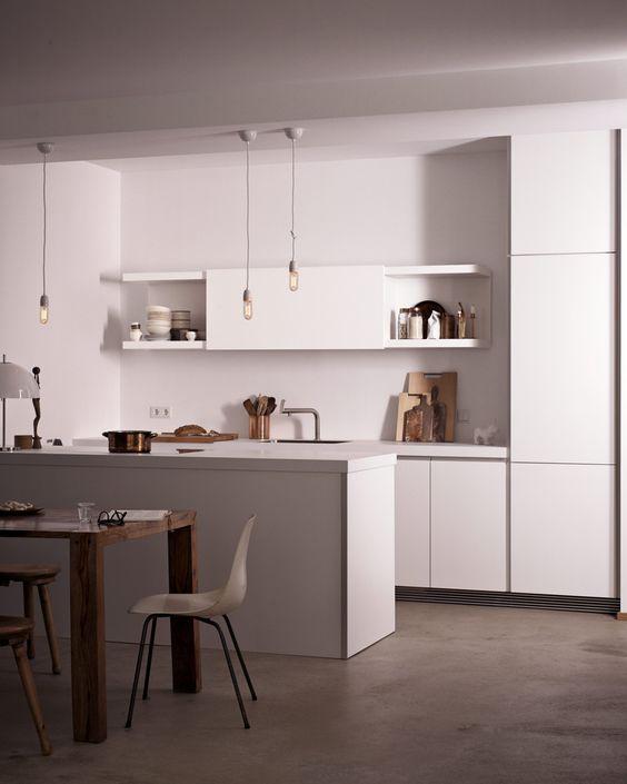 White Cube Cube and Kitchens - bulthaup küchen münchen