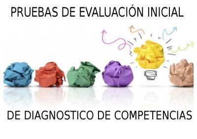 Pruebas De Evaluacion Inicial De Diagnostico De Competencias Primaria