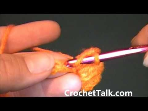 How to Crochet - Lesson 13 - Bobble Stitch
