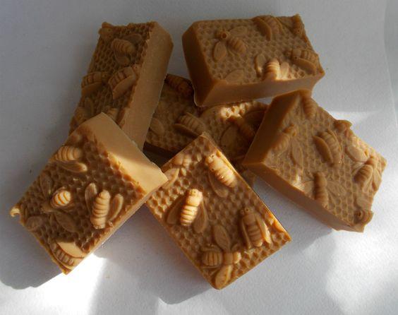 soap Мыло медовое со сливками.