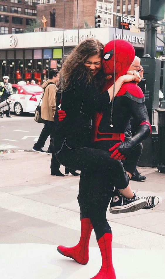 10 quizzes for couples | soyvirgo.com spiderman far from home zendaya
