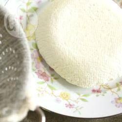Foto da receita: Paneer (queijo branco indiano)