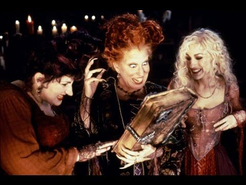 Hocus Pocus 1993 Movie - Bette Midler & Sarah Jessica Parker - YouTube