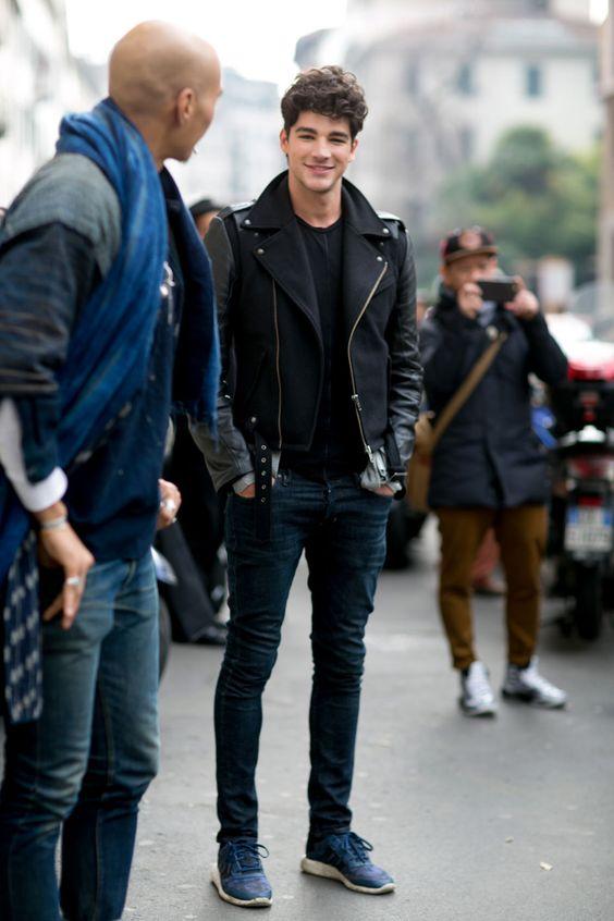 Mens-fall-2015-fashion-week-milan-models-own-clothes-the ...