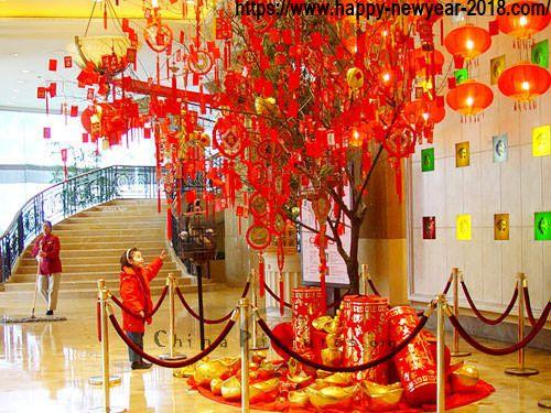 Happynewyear2018hub Com Wp Content Uploads 2017 11 Happy New Year Decorations Ideas I Chinese New Year Decorations New Years Decorations Chinese New Year Party