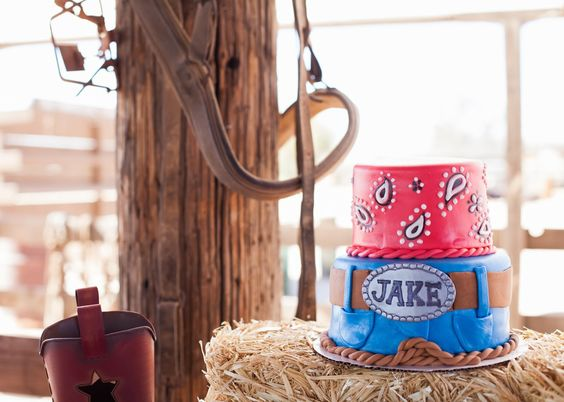 Savvy Styled Sessions & Events: Half Birthday at he Ranch! The Cake Baketress @Beth Obermeyer - Lizzie Bee Photography