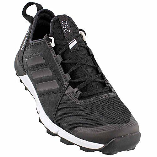 Eliminación templado tienda  Men's Terrex Agravic Speed Trail Running Shoe,Black/Black/White,US 9 M *  Check this awesome product by going to the… | Black running shoes, Adidas  men, Shoe reviews