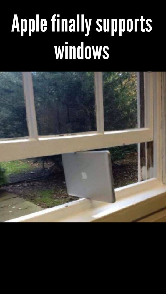 Finally a good use for Apple