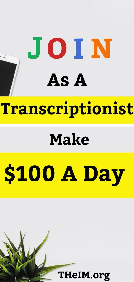 Top 10 Transcription Jobs Work From Home And Earn 15 20 Per