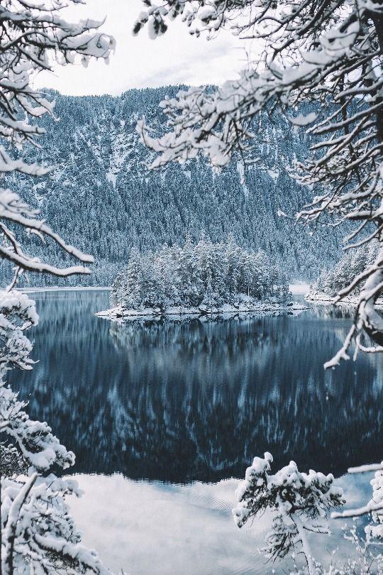 Whiteout Johannes Hulsch Winter Scenery Winter Landscape Winter Scenes