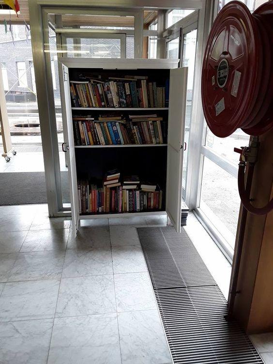 Boekenruilkast Ledeberg