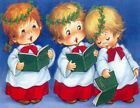Needlework DIY Counted Cross Stitch Chart - Christmas Carols