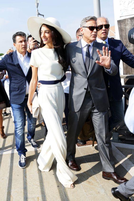 Безапелляционный Стиль Амаль Клуни - Fresh - Свежий взгляд на стиль