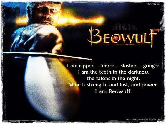 I AM BEOWULF!!!