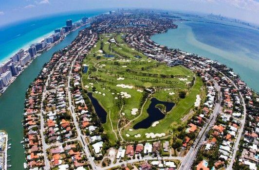 Platz 20: Miami gilt nicht nur als perfektes Winterreiseziel für europäische Touristen, die Stadt in Florida ist gleichzeitig auch der grösste Hafen für Kreuzfahrtreisende. Insgesamt kommen pro Jahr 6,2 Millionen Besucher nach Miami.