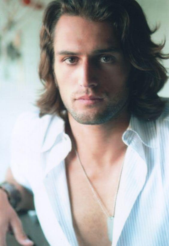 José Fidalgo, Portuguese actor & model. Dear lord, he looks like an angel.