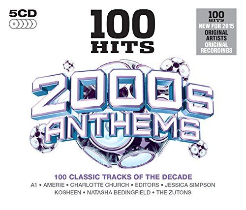 100 Hits-2000S Anthems - 100 Hits-2000S Anthems, Yellow