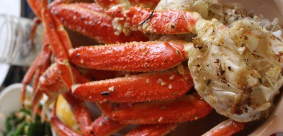 Grilled Crab Legs - There's no other way…