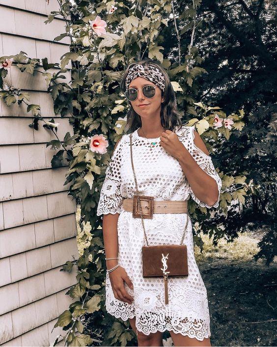 Unique Boho Chic Style Outfit