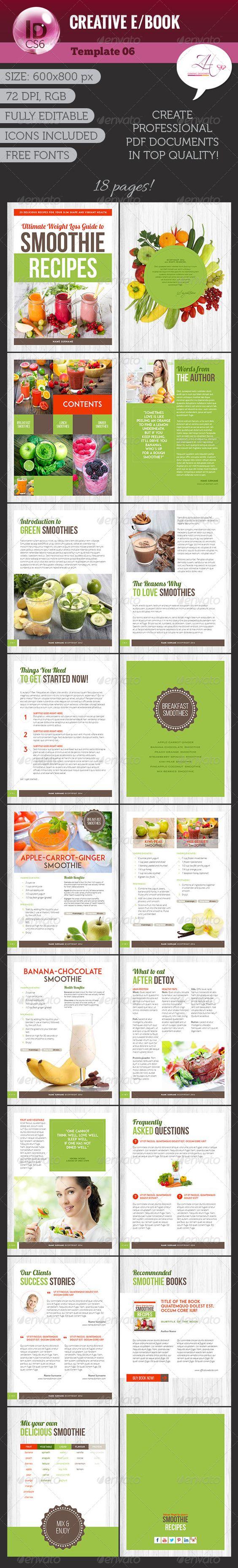 Generous Indesign Ebook Templates Images - Wordpress Themes Ideas ...