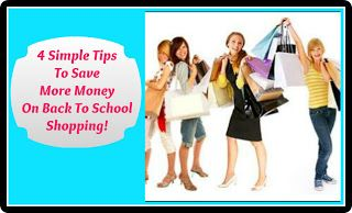 Spend Less, Shop More: Saving Money On Back To School Shopping: A Quick G...