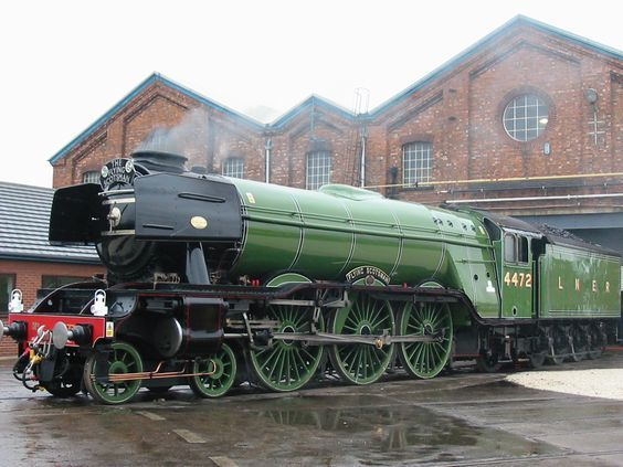 ctsuddeth.com: The Flying Scotsman, the greatest steam train of them all.::
