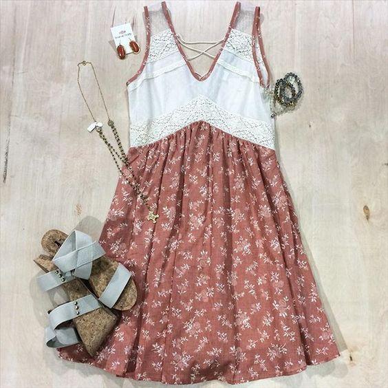 Maddeline Dress