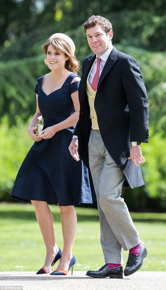 Princess Eugenie has invited 850 people to a chapel that only seats 800 for October weddin...