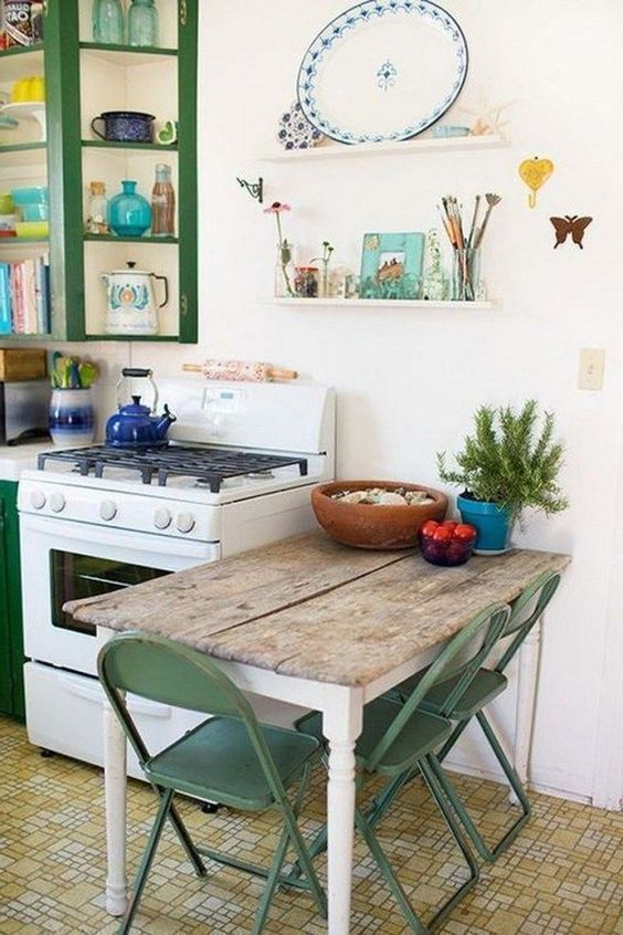 Best Colorful Kitchen