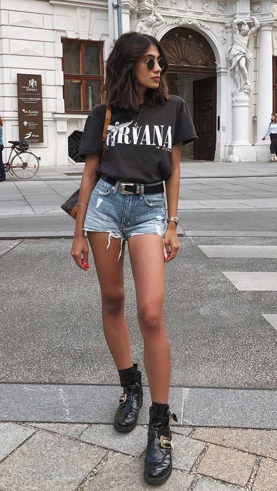 Dani Bueno Blog - como montar looks com camiseta! #tshirt #camiseta #looksfemininos
