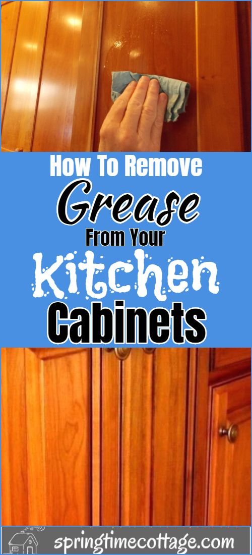 How To Clean Your Wooden Cabinets Cleaning Wood Cabinets Cleaning Wood Wooden Cabinets