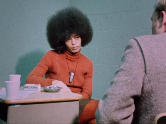 Angela Davis: Interview from Jail