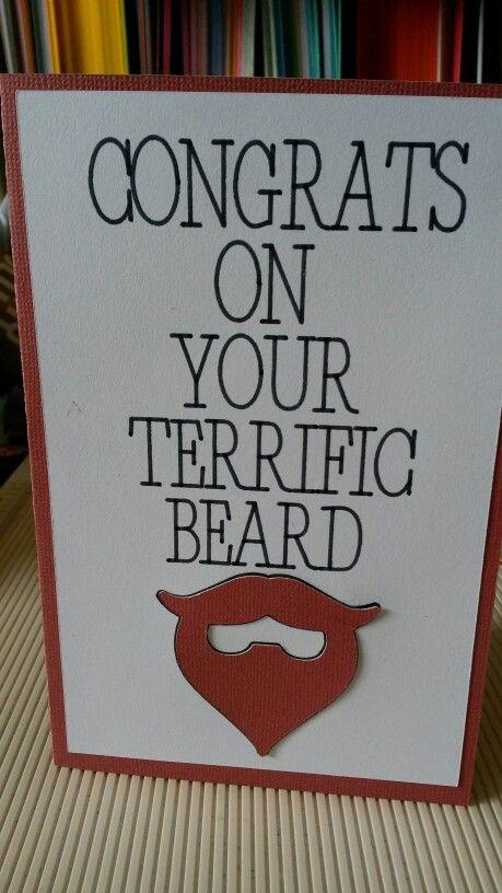 Another beard card