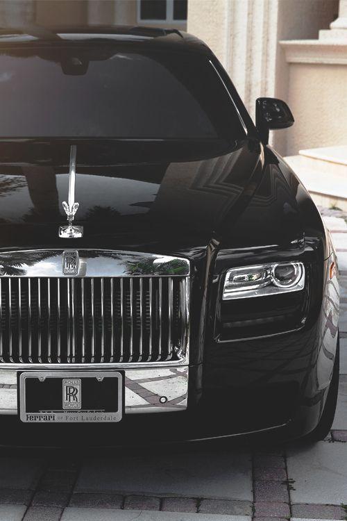 oxgaz: Rolls Royce Ghost | Vossenwheels | More