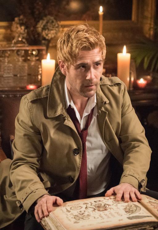 John Constantine Matt Ryan In Legends Of Tomorrow Season 3 2017 Constantine John Constantine Matt Ryan Constantine