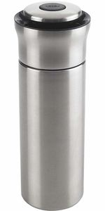 The Oxo 360° Cocktail Shaker - New from Oxo! Easy to use and easy to clean, it is a must-have for the home bar.