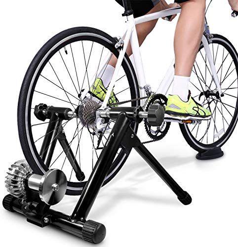Buy Sportneer Fluid Bike Trainer Stand Indoor Bicycle Exercise