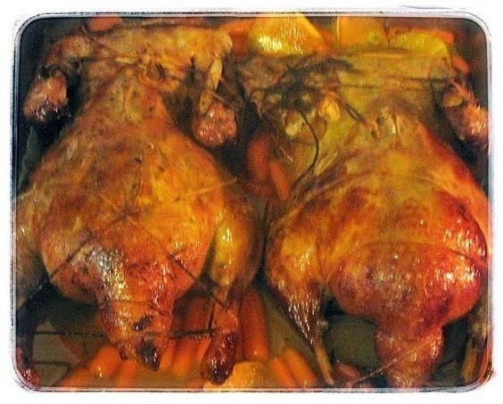 Recetas con cítricos para fiestas   Cocinar en casa es facilisimo.com
