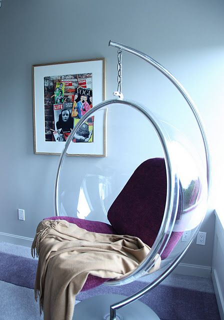 Chairs bubble chair and bubbles on pinterest for 70s egg chair